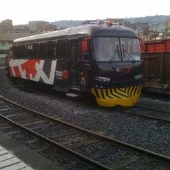 Photo taken at Estación de Tren Chimbacalle by Marce R. on 6/17/2012