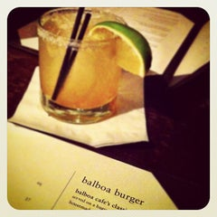 Photo taken at Balboa Cafe by @AnnaOnTheWeb on 8/4/2012