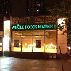 Photo taken at Whole Foods Market by Kick S. on 4/27/2012