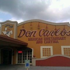Photo taken at Don Carlos Mexican Restaurant by Damon J. on 3/28/2012