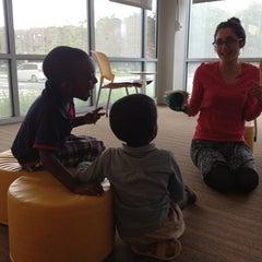 Photo taken at DC Public Library - Watha T. Daniel/Shaw by Amanda L. on 6/6/2012
