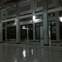 Photo taken at Pondok Pesantren Darul Muttaqien by Irwan M. on 7/14/2012