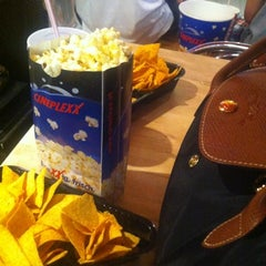 Photo taken at Cineplexx Hohenems by Fabian on 8/5/2012
