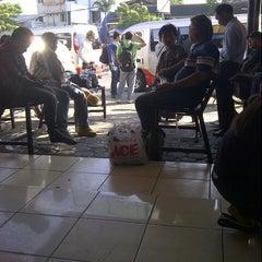 Photo taken at Baraya Travel by Agus N. on 7/16/2012