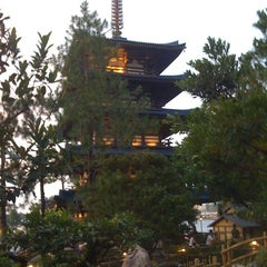 Photo taken at Japan Pavilion by Laura D. on 5/30/2012