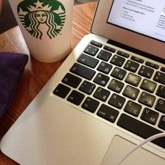 Photo taken at Starbucks by Anya S. on 8/12/2012