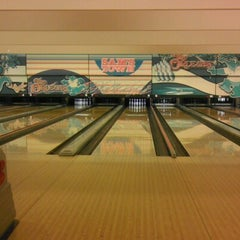 Photo taken at Orleans Bowling Center by Dan O. on 7/8/2012