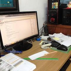 Photo taken at นครไทยซอย17 by chalermkhwan j. on 2/27/2012