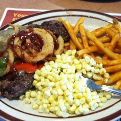 Photo taken at Denny's by Tatyana on 7/30/2012
