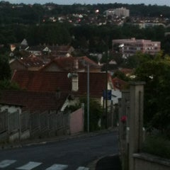 Photo taken at RER Montgeron — Crosne [D] by Yoann C. on 6/30/2012