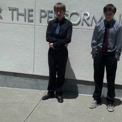 Photo taken at Valley Center for the Performing Arts, Holy Names University by Kathryn S. on 6/24/2012