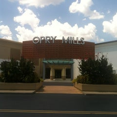 Photo taken at Opry Mills by Erik O. on 8/21/2012