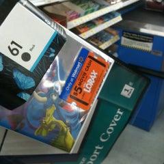 Photo taken at Walmart Supercenter by Jeremy B. on 2/25/2012
