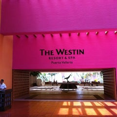 Photo taken at The Westin Resort & Spa Puerto Vallarta by Rick M. on 5/13/2012