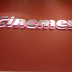 Photo taken at Cinemex by Alfredo P. on 6/10/2012