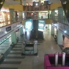 Photo taken at Garuda Mall by Saurabh P. on 3/29/2012