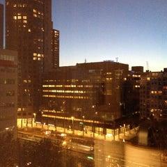 Photo taken at Hilton Rotterdam Hotel by Pietro G. on 7/1/2012