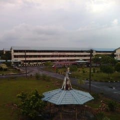 Photo taken at SMKA Igan by Mohadil A. on 8/20/2012
