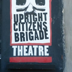Photo taken at Upright Citizens Brigade Theatre by Sally C. on 7/2/2012