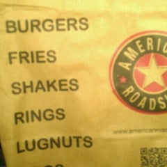 Photo taken at American Roadside Burgers by Christian A. on 7/10/2012