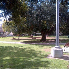 Photo taken at Poinsettia Park Dog Area by LA-Kevin on 2/13/2012