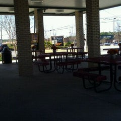 Photo taken at SONIC Drive In by Marta Y. on 2/21/2012