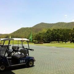 Photo taken at Alpine Golf Resort Chiang Mai (อัลไพน์กอล์ฟรีสอร์ทเชียงใหม่) by Charmingmoo M. on 5/2/2012