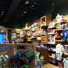 Photo taken at Disney Store by Sean @. on 8/11/2012