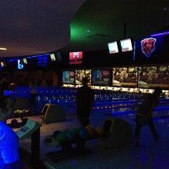 Photo taken at 10Pin Bowling Lounge by Julie F. on 2/25/2012