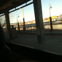Photo taken at New London Union Station by George I. on 2/26/2012