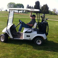 Photo taken at Briarwood Golf Course by Kevin R. on 5/3/2012