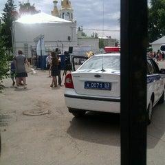 Photo taken at Церковь во имя Петра и Павла by Алина П. on 7/12/2012