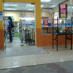 Photo taken at MyMydin UiTM by Muhamad A. on 3/24/2012
