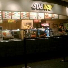 Photo taken at Subway by Aurelio T. on 9/3/2012