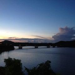 Photo taken at 浜名湖SA (上下集約型) by Mitsuru W. on 8/31/2012