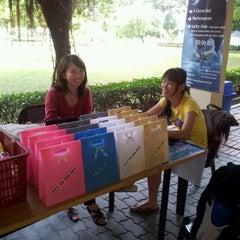 Photo taken at Nuc Resource Centre by elwen p. on 6/20/2012