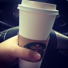 Photo taken at Starbucks University Center by Yesi D. on 7/12/2012