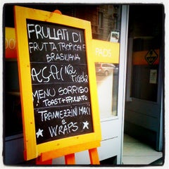 Photo taken at Açaí Frullateria by Marco G. on 6/23/2012