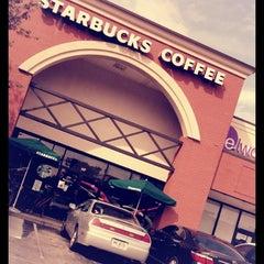 Photo taken at Starbucks by Justin M. on 8/19/2012