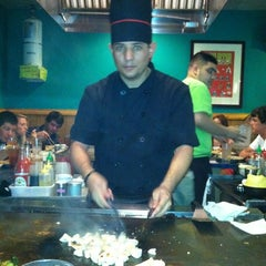Photo taken at Tokyo Hibachi Express by Andy H. on 3/25/2012