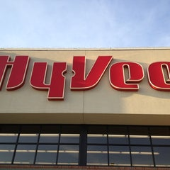 Photo taken at Hy-Vee by Joe C. on 3/25/2012