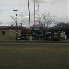 Photo taken at Cp Rail by Marty H. on 2/23/2012