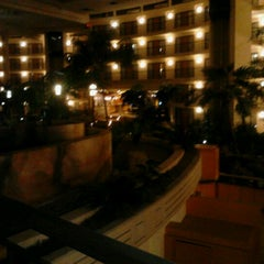 Photo taken at Embassy Suites by Hilton Phoenix Biltmore by Andrew R. on 8/25/2012
