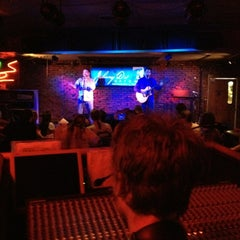 Photo taken at Johnny D's Uptown Restaurant & Music Club by James C. on 8/23/2012