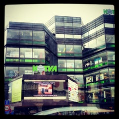 Photo taken at OD Kotva by Daniel D. on 9/6/2012