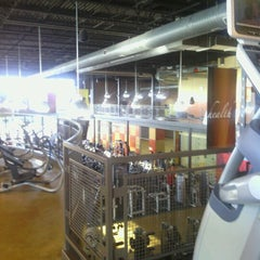 Photo taken at LA Fitness by Mike R. on 8/25/2012