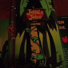 Photo taken at Jungle Juice by Lana on 6/29/2012