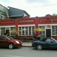 Photo taken at Rudyard's British Pub by Joel B. on 5/25/2012