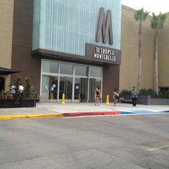 Photo taken at The Shops at Montebello by Marlon on 7/13/2012