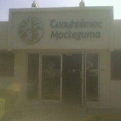 Photo taken at Cervecería Cuauhtemoc Moctezuma by Marco R. on 5/1/2012